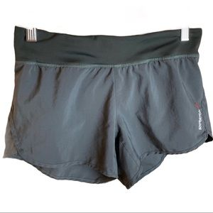Reebok Athletic Shorts With Inside Mesh Lining